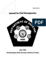 DoD CivilEmergencies