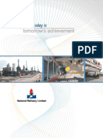 National Refinery Limited Annual Report 2008