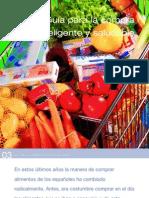 Guia Compra Alimentos Saludables (Senc)