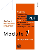Strategic Planning handbook