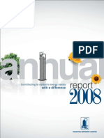 Pakistan Refinery Limited (Annual Report 2008)
