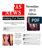 SGPAS News November2012
