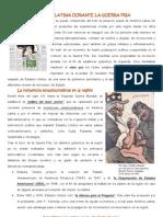 Los gobiernos militares en América Latina