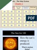 Jeopardy Solar System
