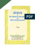 JESUS and Ahmadiyya Movement