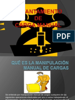 8 Levantamiento de Carga Manual Rag
