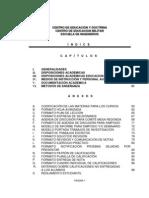 Manual de Procedimiento Academico