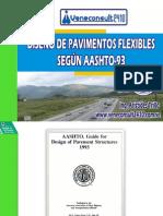 AASHTO-93 FLEXIBLES-VENECONSULT2410-DISEÑO