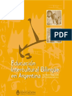 EIB-Experiencias Intercultutales Bilingues