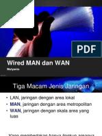 Wired Man Dan Wan-presentasi