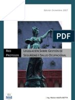 13 Legislacion Gestion Salud Seg Ocup Dic2007