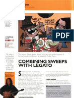 Part 17 - Combining Sweeps With Legato