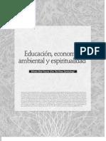 Educación, economía ambiental y espiritualidad - Alfredo Sfeir Younis