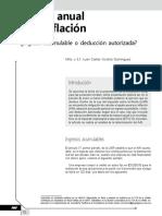 Ajuste anual por inflación. Ingreso acumulable o deducción autorizada.pdf