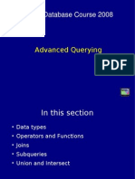 02 Advanced Querying