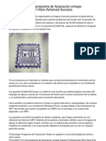 Stories Right from programa de facturacion omega-Researchers Which Have Acheived Success