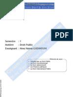 Droit Public Guennouni Www.cours-FSJES.blogspot.com