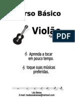 Curso Básico de Violão POR LÉO BESSA