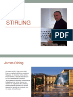 James Stirling (Pensamiento Arq. Contemporáneo)