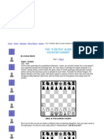 Andrew Martin - The 'X-rated' Albin Counter-gambit [Chess]