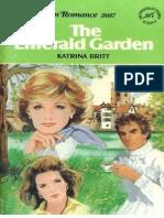 Katrina Britt the Emerald Garden