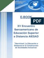 Memorias Encuentro AIESAD ISBN