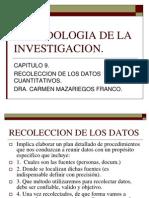 Metodologia de La Investigacioncapitulo9