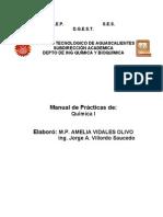 PRÁCTICAS DE QUIMICA inorgánica