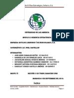 Modulo 2 Plan Estrategico Solarco, s.a.