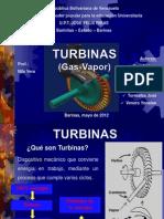 Presentacion de Turbinas