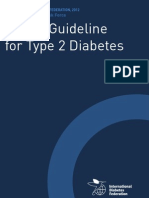IDF Guideline for Type 2 Diabetes