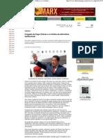 Wallace dos Santos de Moraes _ O legado de Hugo Chávez e os limites da alternativa institucional - Le Monde Diplomatique Brasil