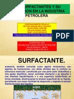 presentación SURFACTANTES