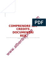 Emission Et Reception Des Credits Documentaires