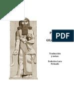ANÓNIMO. Poema de Gilgamesh.
