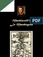 Machiavelli - Mandragola
