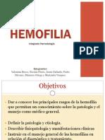 Presentación Hemofilia(s) 2013