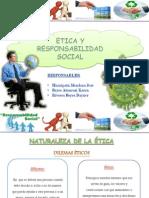 Etica y La Responsabilidad Social