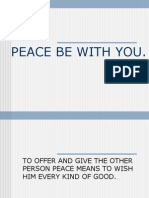 Peace be with you Oct 2012.ppt