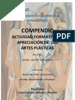 Compedio de Actividad Formativa Nuevo 2012-II