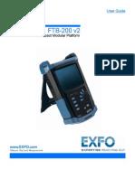 User Guide FTB-200 v2 English