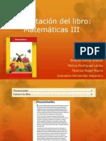 Libro de Tercer Grado Matematicas