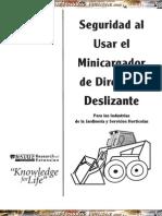 Manual Seguridad Uso Minicargador Direccion Deslizante