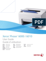 Xerox® Phaser® 6000-6010 - User Guide