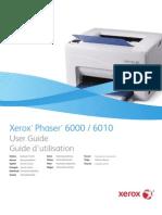 Xerox® Phaser® 6000-6010 - User Guide