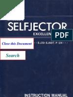 Selfjector-mitsubishi purifiers