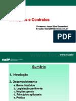 AULA I - PRINCÍPIOS