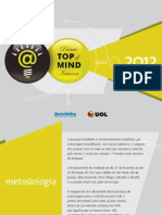 Resultados Top of Mind Internet 2012 Qrcode