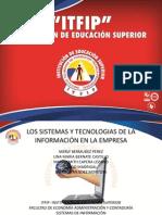 Presentacion Sistemas de Informacon