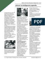 Articulo de Ajedrez
